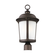 Generation Lighting - Seagull 8250701-71 - One Light Outdoor Post Lantern