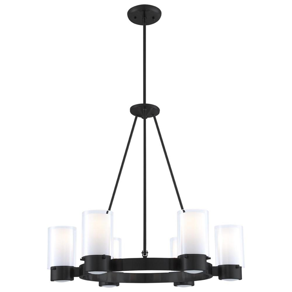 Dvi Lighting Es 26 5 Inch Chandelier Dvp9027gr Op