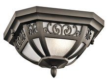 Kichler 49616OZ - Outdoor Ceiling 2Lt
