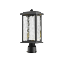 Artcraft AC9073BK - Sussex Drive AC9073BK Outdoor Wall Light