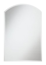 Elegant MR-4015 - Modern 22 in. Contemporary Mirror in Clear