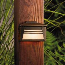 Deck lights exterior lighting fixtures living lighting beaches kichler landscape 15110oz deck 1 lt 12v mozeypictures Gallery
